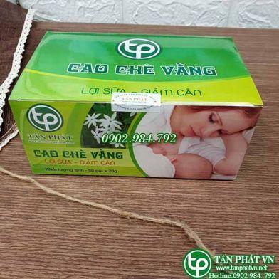 Địa chỉ bán cao chè vằng giúp giảm cân lợi sữa sau sinh