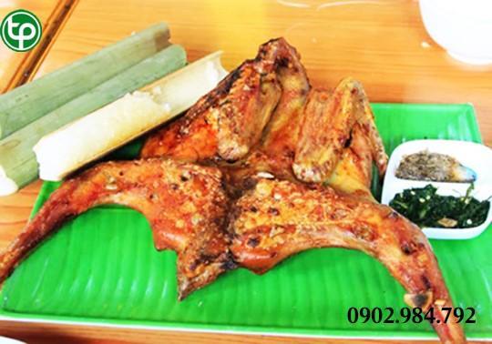 Địa chỉ mua bán gà nướng bản đôn tại Quận Bình Tân