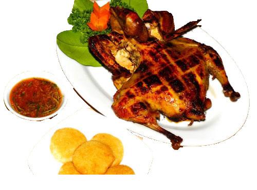 Địa chỉ mua bán gà nướng bản đôn tại Quận Phú Nhuận