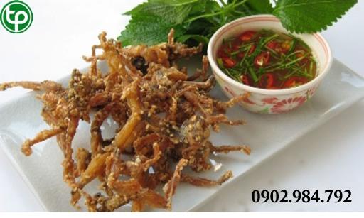 Địa chỉ mua bán khô nhái tại Quận Tân Phú
