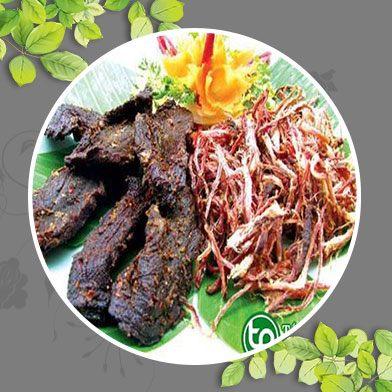 Địa chỉ mua bán thịt trâu gác bếp tại Huyện Quốc Oai