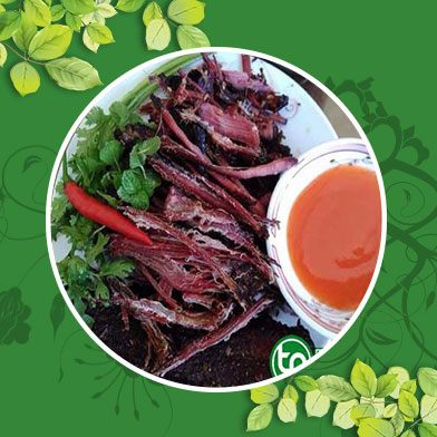 Địa chỉ mua bán thịt trâu gác bếp tại Huyện Thanh Trì