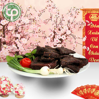Địa chỉ mua bán thịt trâu gác bếp tại Quận Bình Tân