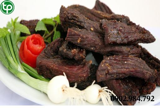 Địa chỉ mua bán thịt trâu gác bếp tại Quận Bình Thạnh