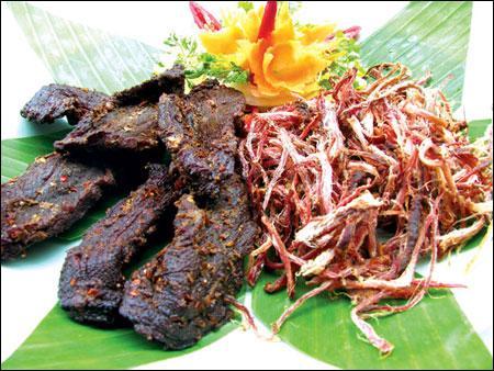 Địa chỉ mua bán thịt trâu gác bếp tại Quận Phú Nhuận