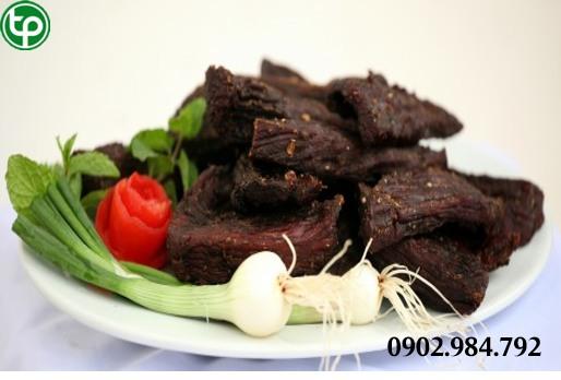 Địa chỉ mua bán thịt trâu gác bếp tại Quận Tân Phú