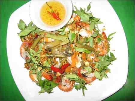 Món ăn, bài thuốc từ cây móp gai