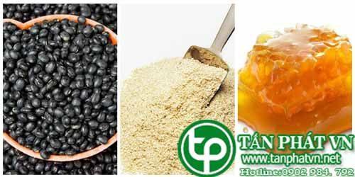 Mua bán sỉ lẻ bột đậu đen xanh lòng giá 150.000 VNĐ/1kg