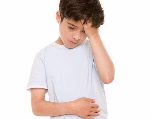 Trẻ bị đau bụng, ợ chua có phải triệu chứng  loét dạ dày không?